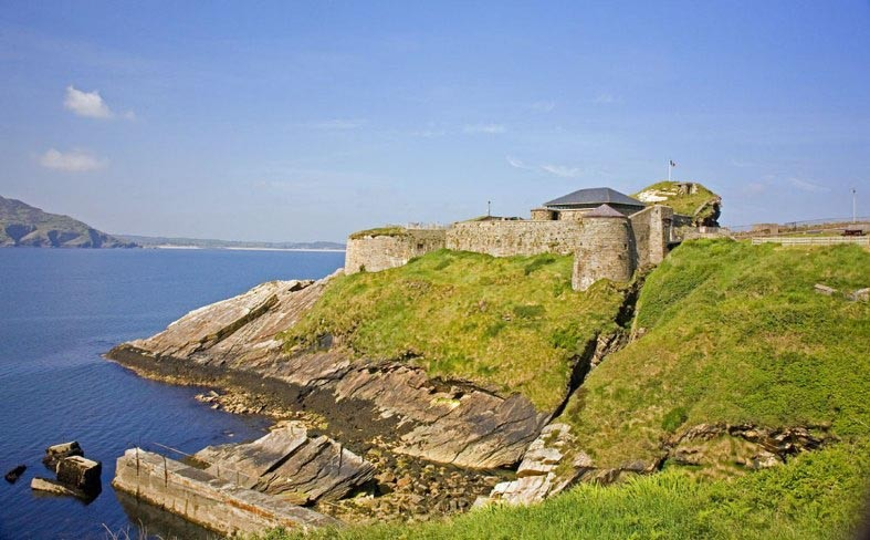 DUNREE MILITARY FORT
